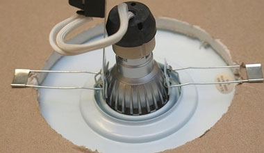 Oversize Downlights - Cover R50, R63, R80 Holes
