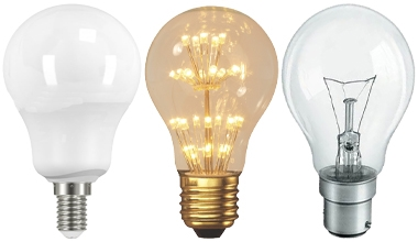Traditional Light Bulbs