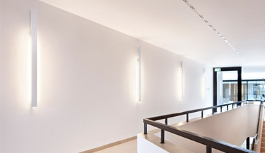 light for office. lighting corridor and circulation areas light for office l