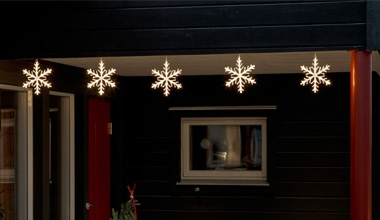 Christmas String Lights for Outside