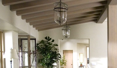Interior Hanging Lanterns