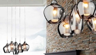 Clustered Light Pendants - Multiples