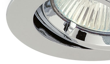 Recessed Downlights For GU10 Lamps