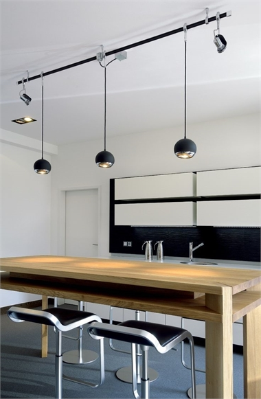 Contemporary Track Lighting For The Home