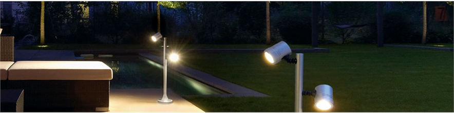 exterior bollard lighting - Bollard Lights