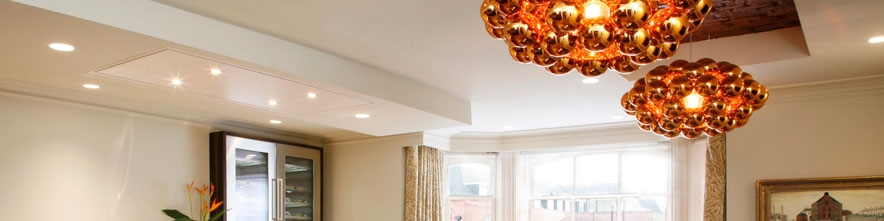 suspended and long drop light fixtures for high ceilings double